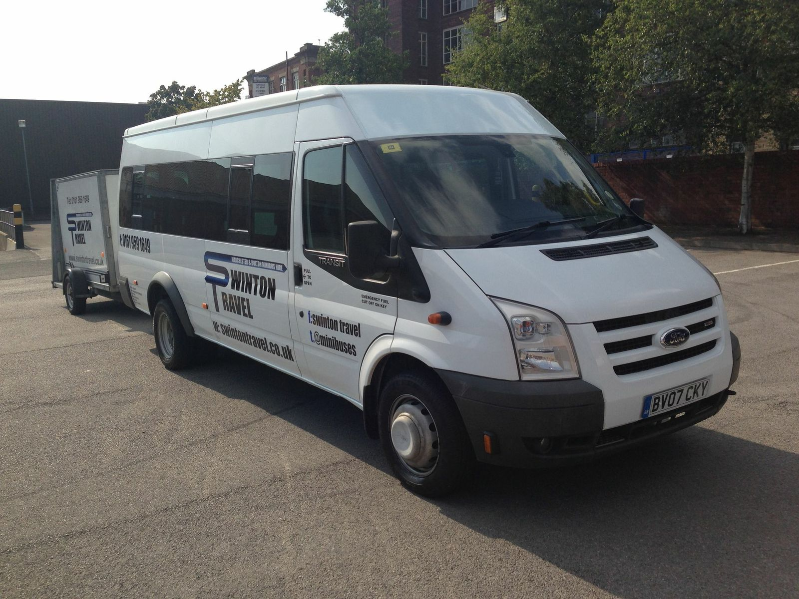 Seater Car Hire Manchester