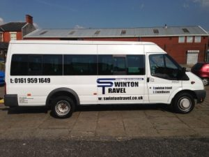 16 Seater - Minbus Hire Manchester