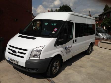 Disabled Minibus