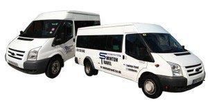 ST Minibus Hire
