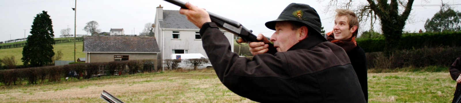 Clay Pigeon Shooting in Manchester