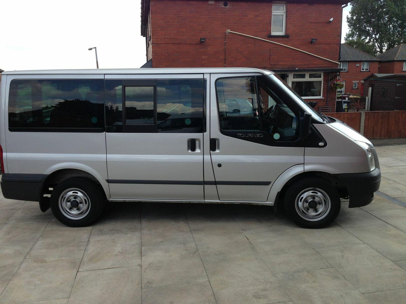 Executive Minibus