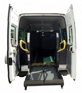 Wheelchair Minibus