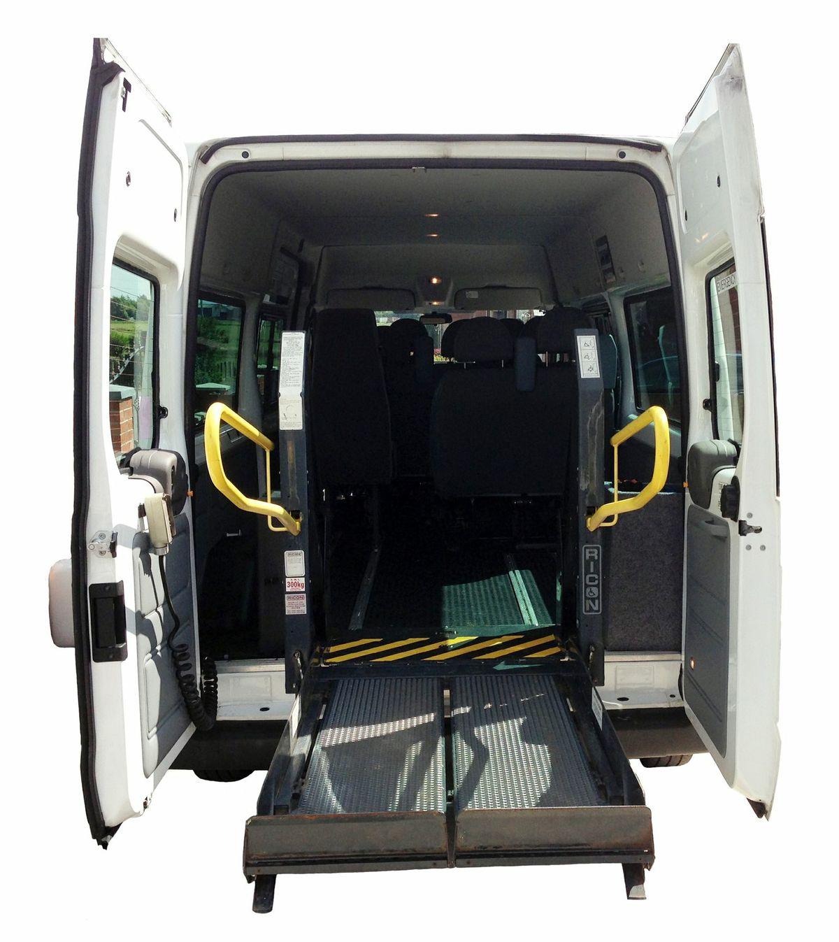 Disabled Access Minibus