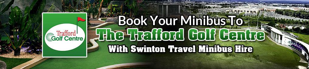 Trafford Golfing Banner