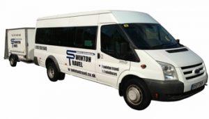 Minibus Manchester