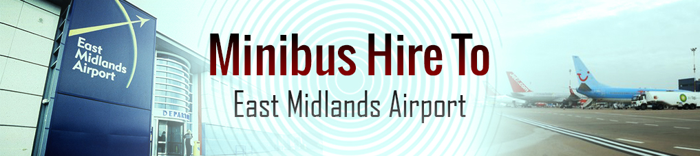 East Midlands Minibus Banner