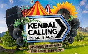 Minibus To Kendal Calling