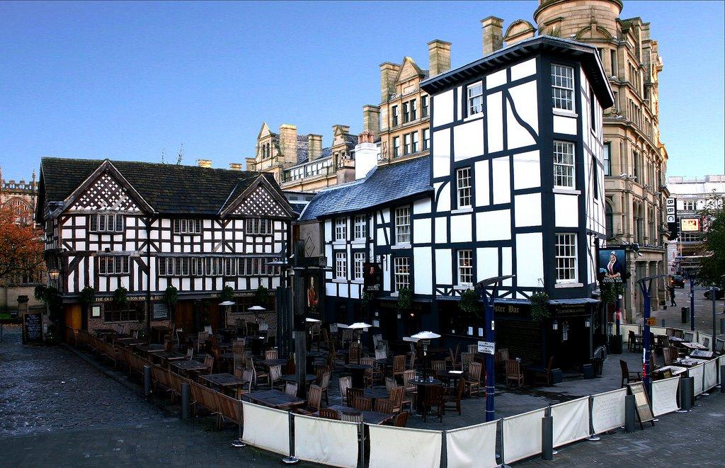 Shambles Square Manchester