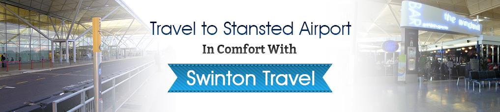 Stansted Airport Minibus