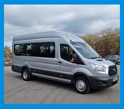 16 Seater Minibus Manchester