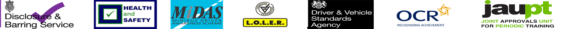 Minibus Logo Banner