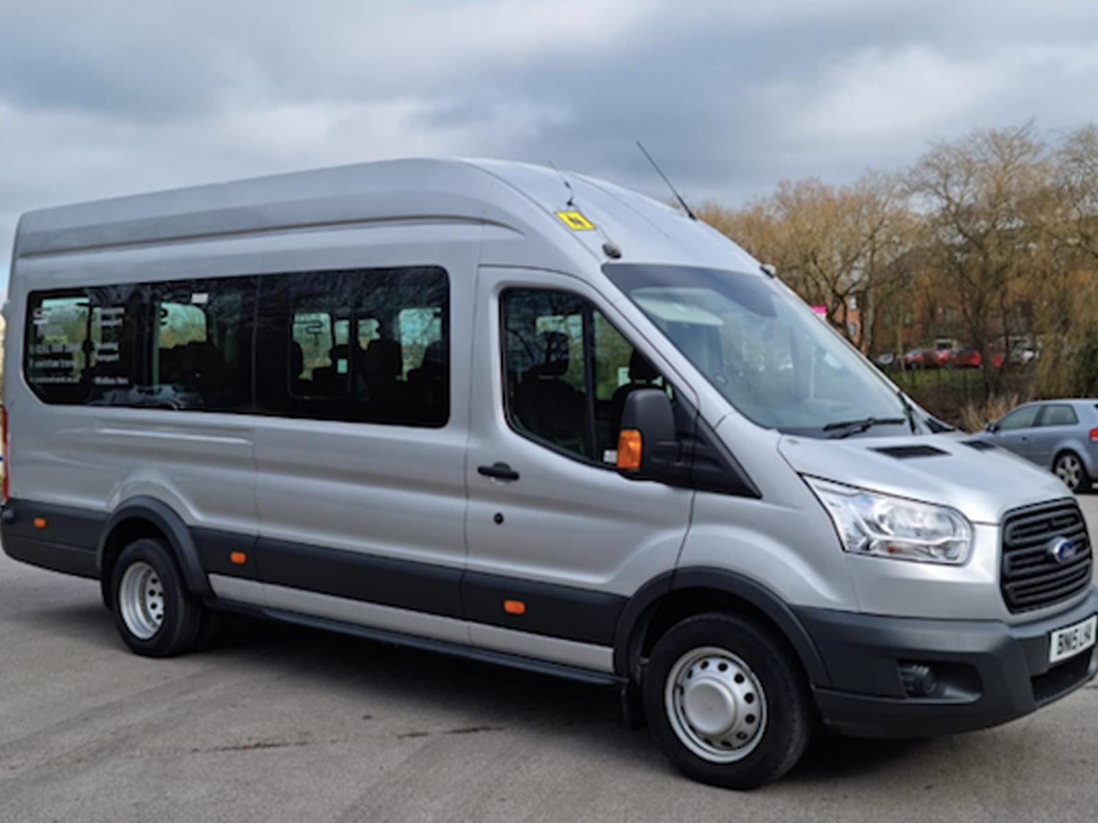 Executive Minibus - Minibus Hire Manchester